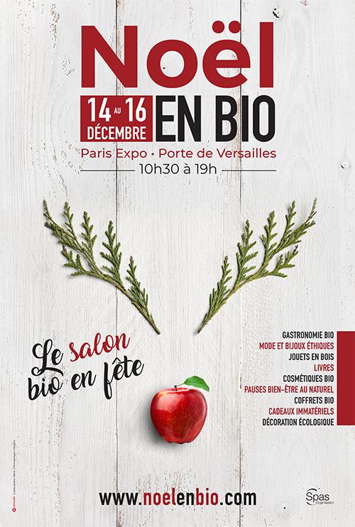noel en bio paris 2018 Evènements noel en bio paris 2018