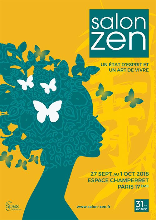 Affiche salon ZEN 2018