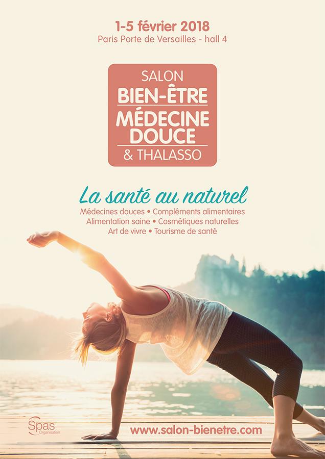 Salon Bien-être, Médecine Douce & Thalasso PARIS