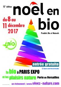 Noel en Bio Paris