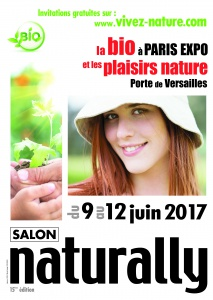 Salon Naturally Paris