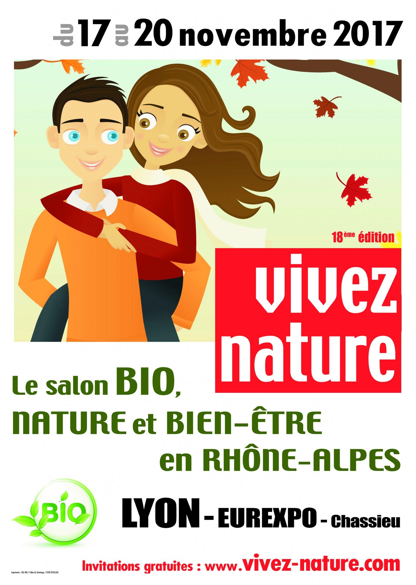 Salon Vivez Nature Lyon