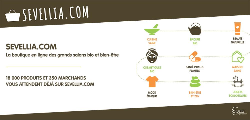 SEVELLIA.COM : la boutique en ligne des grands salons bio et bien-être