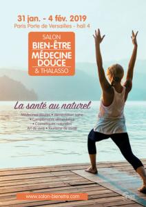 Affiche salon Bien-ëtre 2019