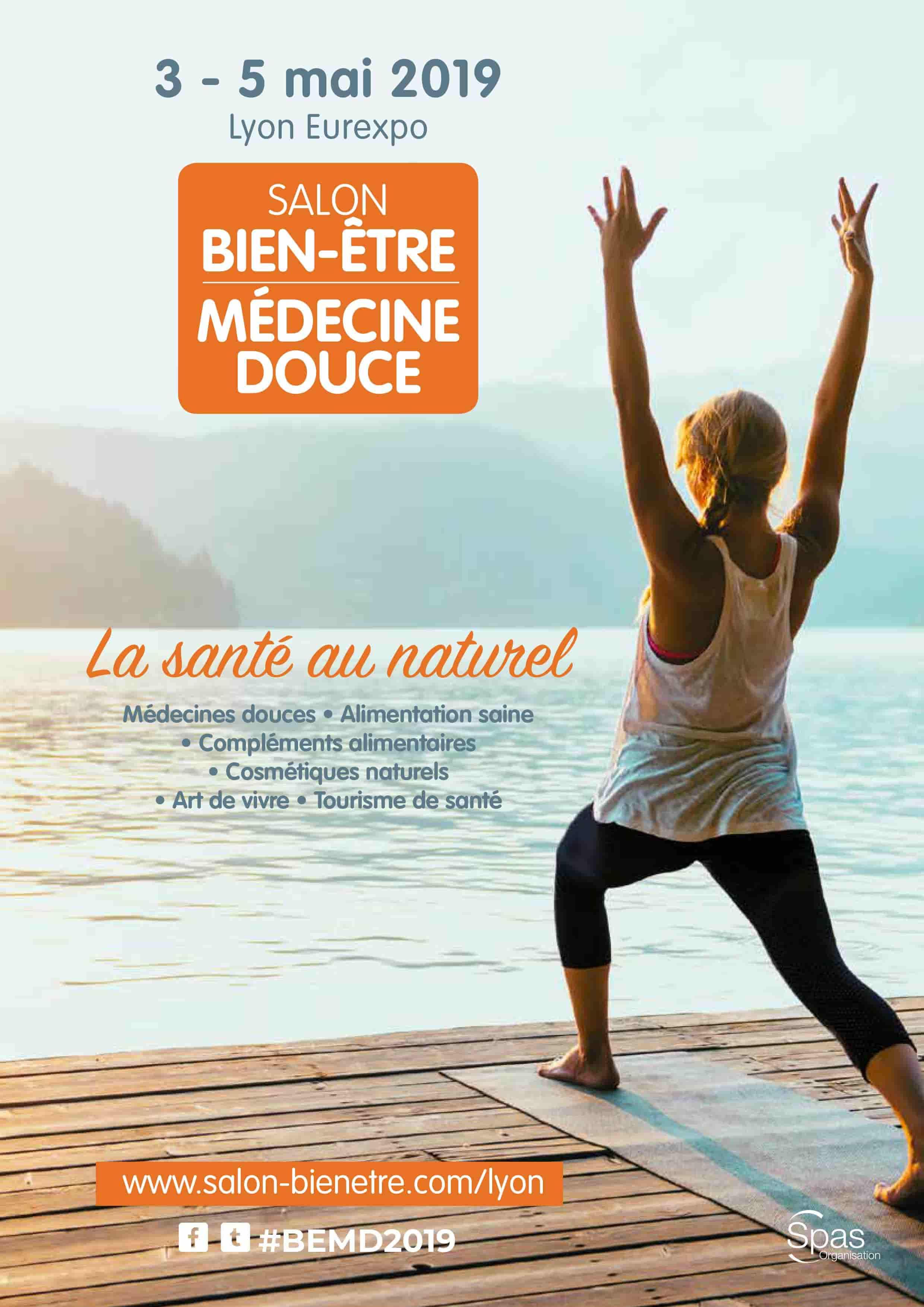 Salon bien-être médecine douce Lyon 2019