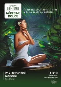 Affiche salon Marseille BEMD 2021