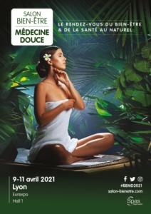 Affiche salon Lyon 2021 - BEMD