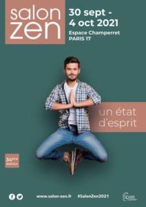 Affiche du salon Zen 2021